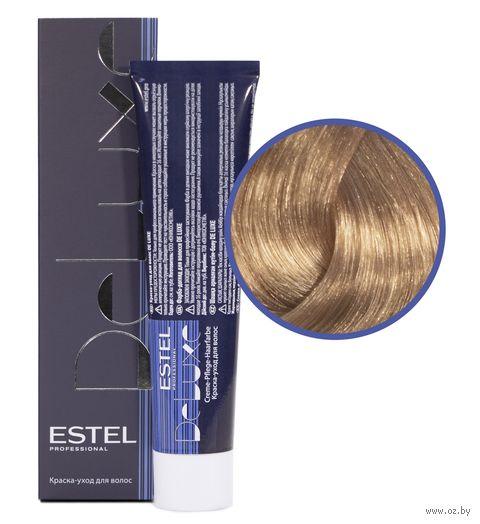 """Краска-уход для волос """"Estel. De Luxe"""" тон: 9.75, блондин коричнево-красный — фото, картинка"""