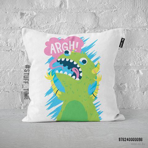 """Подушка """"Динозаврик"""" (098)"""