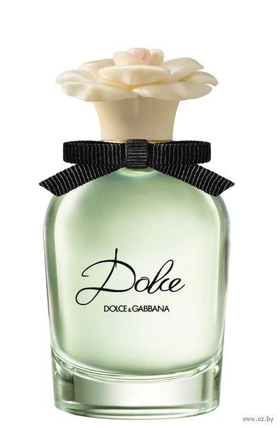 "Парфюмерная вода для женщин Dolce & Gabbana ""Dolce"" (50 мл)"