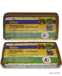 """Субстрат кокосовый """"Cocoland Universal"""" (4 л) — фото, картинка"""