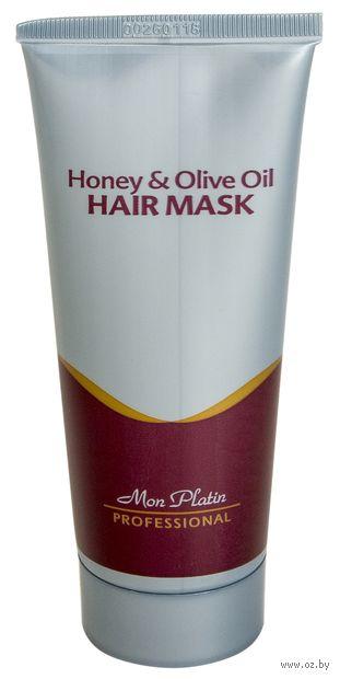 """Маска для волос """"DSM. С оливковым маслом и медом"""" (100 мл) — фото, картинка"""