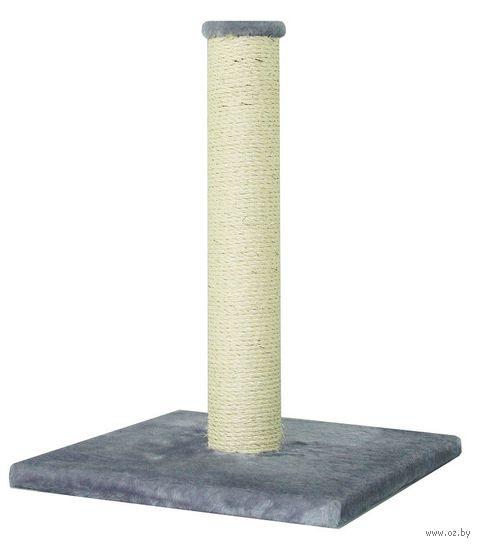 Когтеточка (40х41х53 см; серая) — фото, картинка