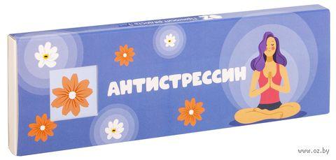 """Набор шоколада """"Антистрессин"""" (50 г) — фото, картинка"""