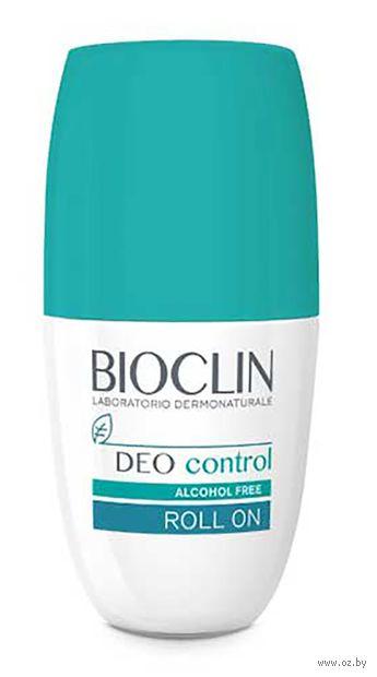 "Дезодорант для женщин ""Bioclin DEO Control"" (ролик; 50 мл) — фото, картинка"