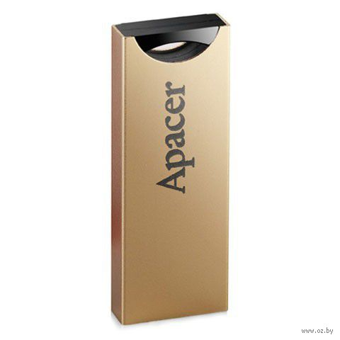 USB Flash Drive 16Gb Apacer АН 133 (Gold)