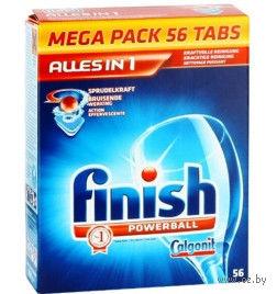Таблетки для посудомоечных машин (56 шт.)