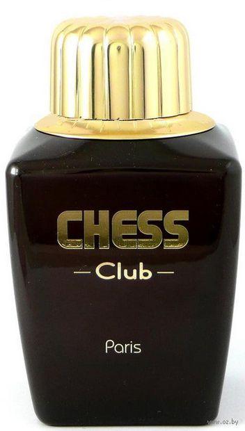 "Туалетная вода для мужчин ""Chess Club"" (100 мл)"