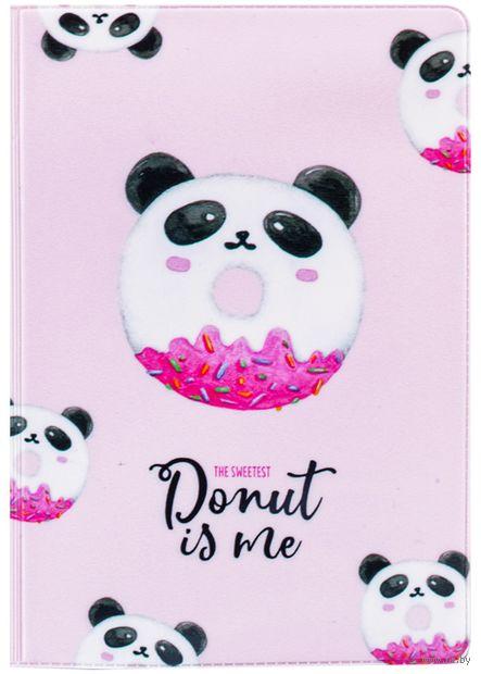 """Обложка на паспорт """"Donut"""" — фото, картинка"""