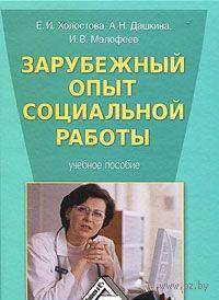 Зарубежный опыт социальной работы. Иван Малофеев, А. Дашкина, Евдокия Холостова