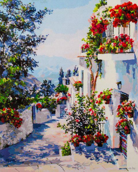 "Картина по номерам ""На юге Испании"" (500х400 мм) — фото, картинка"
