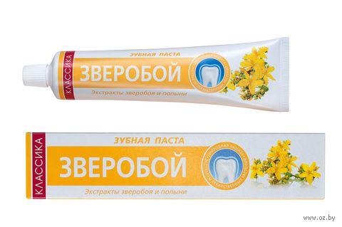 """Зубная паста """"Зверобой"""" (150 мл) — фото, картинка"""