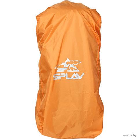 Накидка на рюкзак (70-90 л; оранжевый)