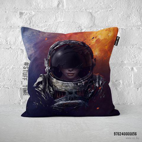 """Подушка """"Космонавт"""" (арт. 856) — фото, картинка"""