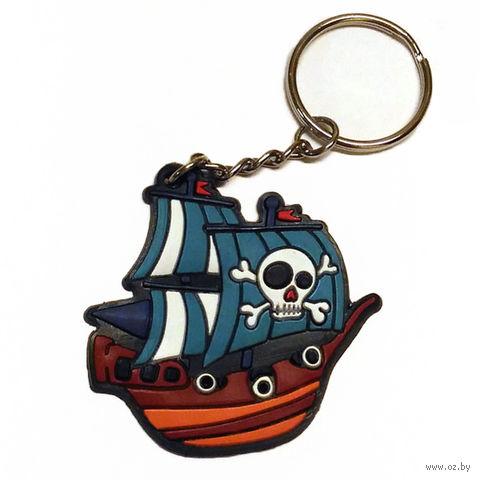 "Брелок ""Пиратский корабль"" — фото, картинка"