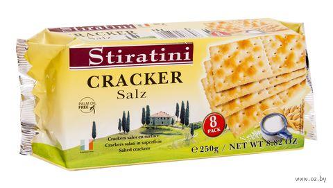 """Крекер соленый """"Stiratini"""" (250 г) — фото, картинка"""