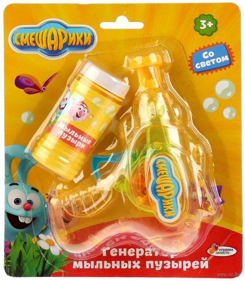 """Игрушка для выдувания мыльных пузырей """"Смешарики"""" — фото, картинка"""