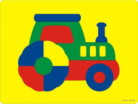 """Развивающая игрушка """"Трактор"""""""