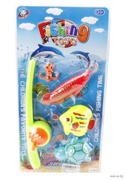 """Игровой набор """"Рыбалка"""" (арт. KM6853) — фото, картинка"""