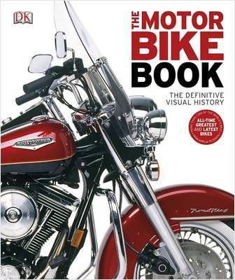 The Motorbike Book — фото, картинка