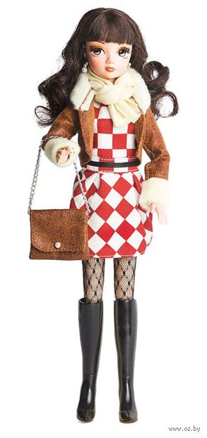 """Кукла """"Соня Роуз. В кожаной куртке"""" — фото, картинка"""