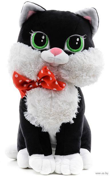 """Мягкая игрушка """"Кошка Люси"""" (42 см; черная) — фото, картинка"""