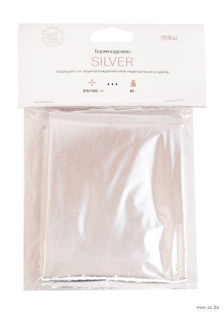 Термоодеяло (silver) — фото, картинка