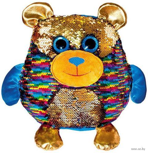 "Мягкая игрушка ""Мишка Джорджио"" (24 см) — фото, картинка"