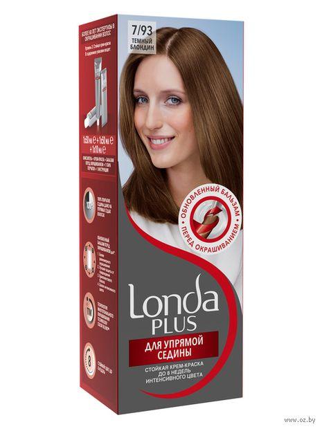 """Крем-краска для волос """"LONDACOLOR"""" (тон: 15, темный блондин)"""