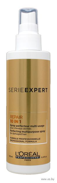"Спрей для волос 10в1 ""Repair"" (190 мл) — фото, картинка"