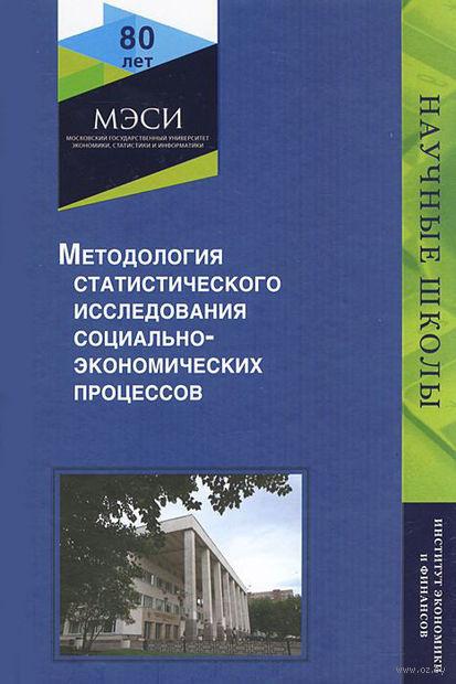 Методология статистического исследования социально-экономических процессов