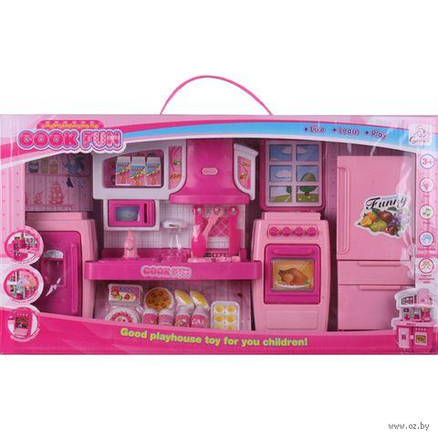 """Игровой набор """"Моя первая кухня"""" (арт. DV-T-308) — фото, картинка"""