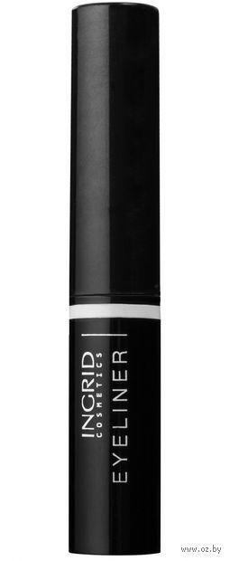 "Подводка для глаз ""Eye Liner Liquid"" тон: Carbon Black — фото, картинка"