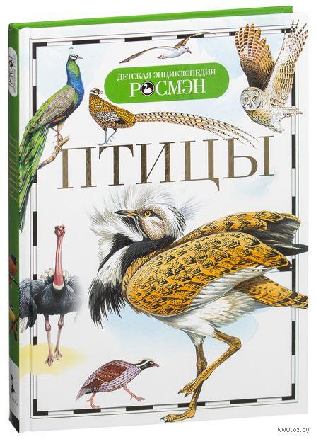 Птицы. В. Бабенко