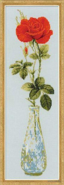 """Вышивка крестом """"Королева цветов"""" (арт. 1375)"""