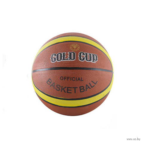 "Мяч баскетбольный ""Gold cup"" (арт. Т45789)"