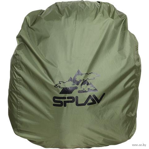 Накидка на рюкзак М (40-60 л; оливковый)