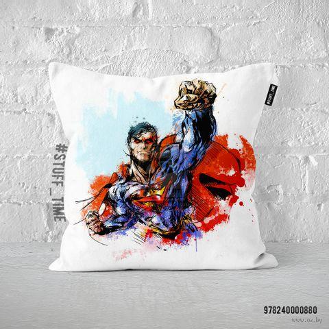 """Подушка """"Супермен"""" (арт. 880) — фото, картинка"""