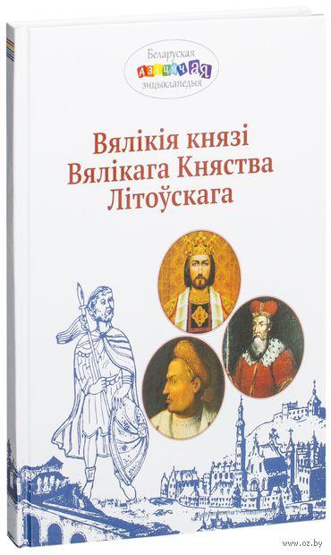 Вялікія князі Вялікага Княства Літоўскага — фото, картинка