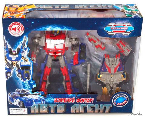 """Робот-трансформер """"АвтоАгент"""" (арт. Б55987)"""