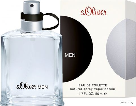 "Туалетная вода для мужчин ""s.Oliver Men"" (50 мл)"