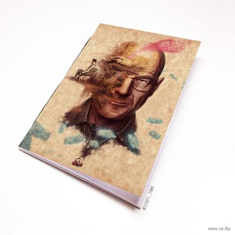 """Блокнот крафт """"Во все тяжкие"""" (А5; арт. 489) — фото, картинка"""