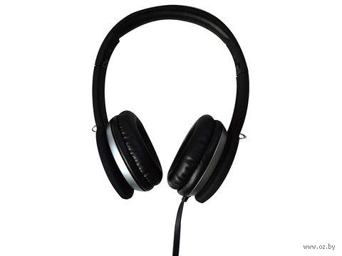 Гарнитура Maxell HP201 Super Style (черная) — фото, картинка