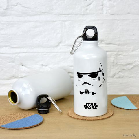 """Бутылка """"Star wars"""" (500 мл; арт. 242) — фото, картинка"""