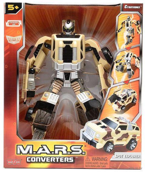 """Робот-трансформер """"Spot Explorer"""" — фото, картинка"""