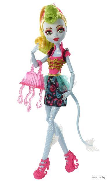 """Кукла """"Монстер Хай. Монстрические мутации. Лагунафаер"""