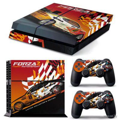 """Наклейка виниловая """"Forza"""" (SZSK-PS4-161) (PS4)"""