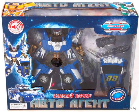 """Робот-трансформер """"АвтоАгент"""" (арт. Б55988) — фото, картинка"""