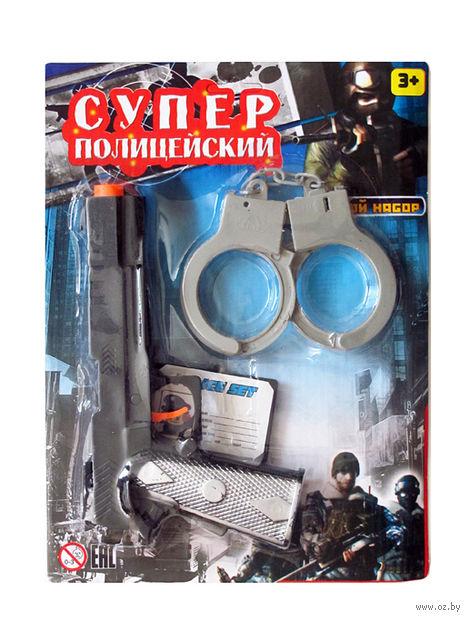 """Набор полицейского """"Полицейский"""" (арт. 161-027R)"""