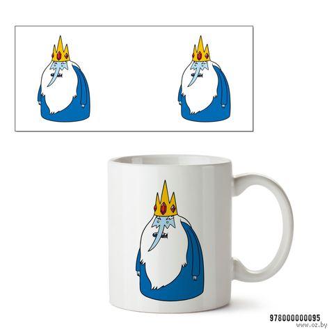 """Кружка """"Ледяной король. Время приключений"""""""