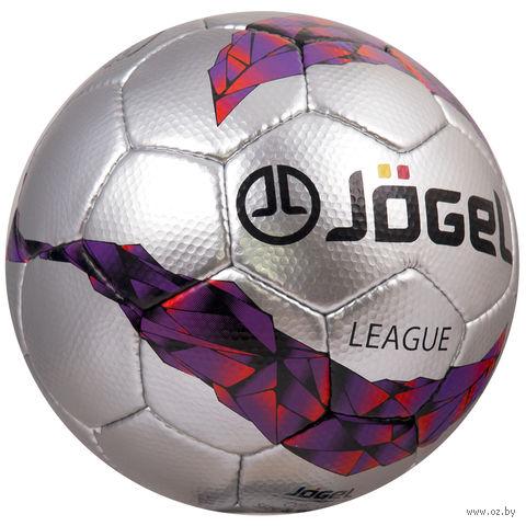 """Мяч футбольный Jogel JS-1300 """"League"""" №5 — фото, картинка"""
